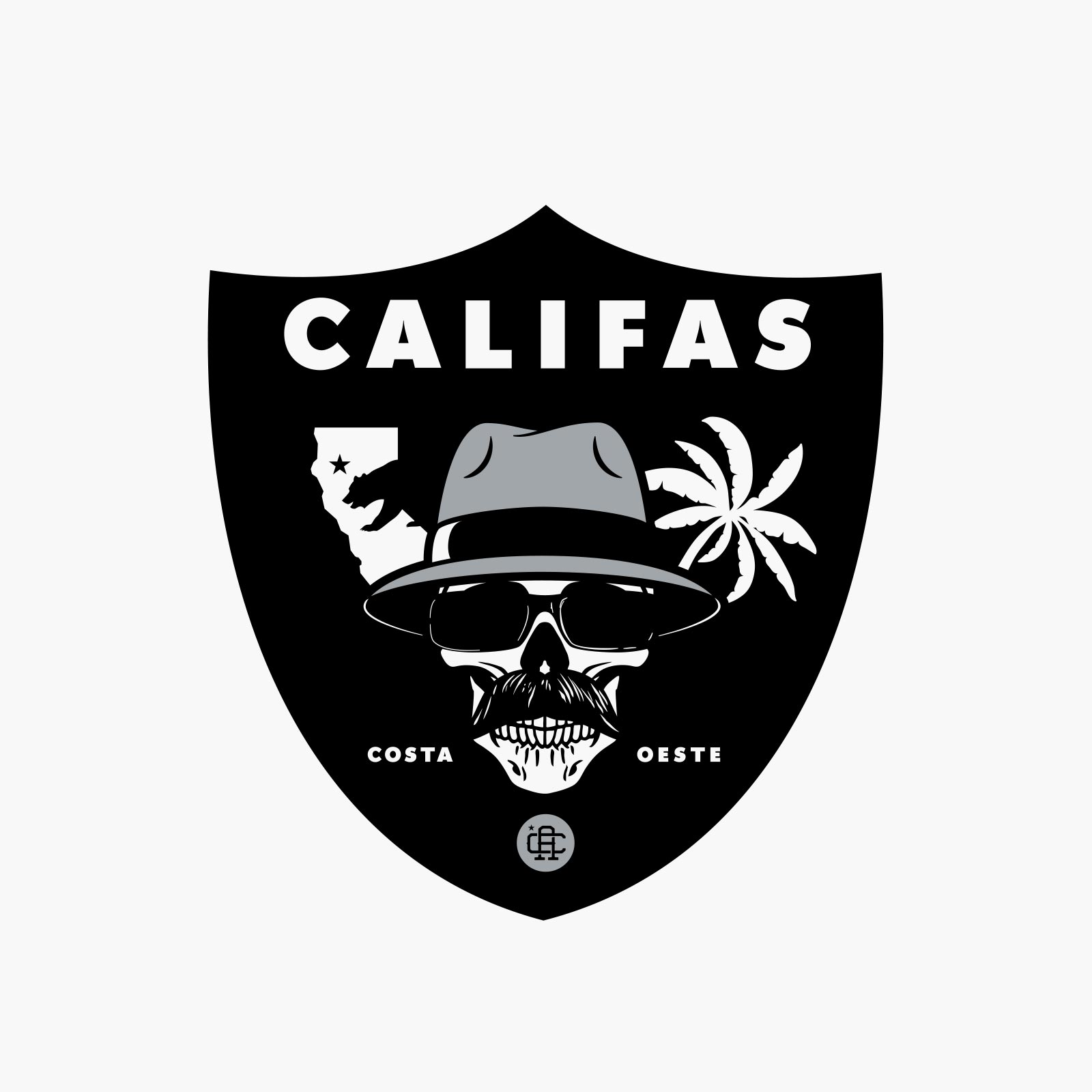 Califas Apparel design 1600 Pachuco new