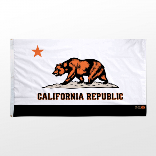 California flag 3x5 Giants