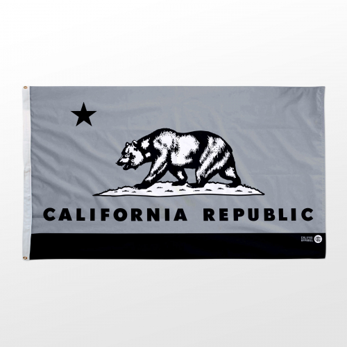California flag 3x5 Raiders
