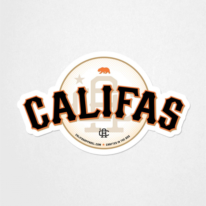 Sticker Product Big Califas large