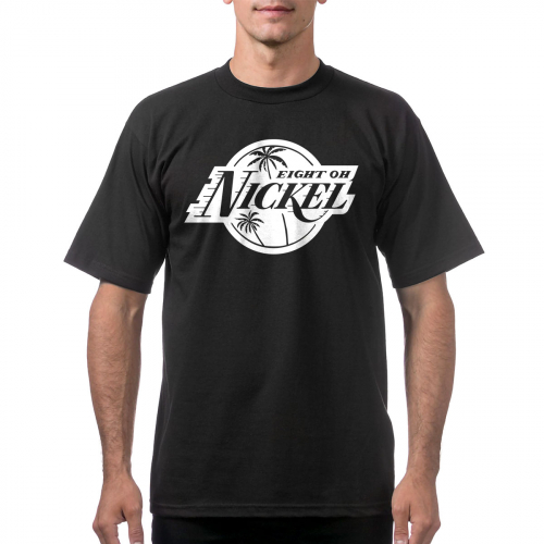 tshirt ProClub black Eight Oh Nickel