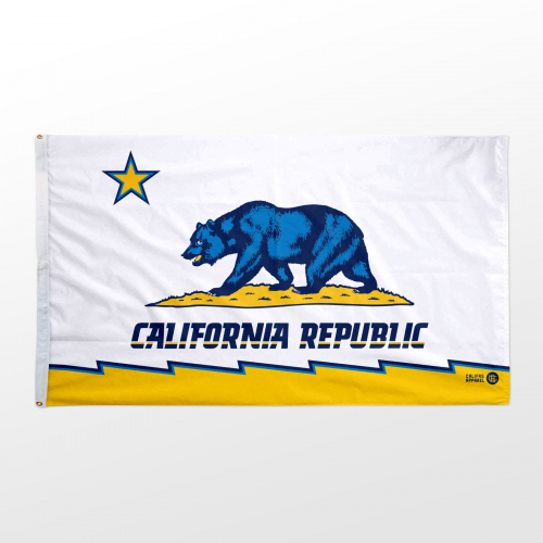 California flag 3x5 Bolt Gang