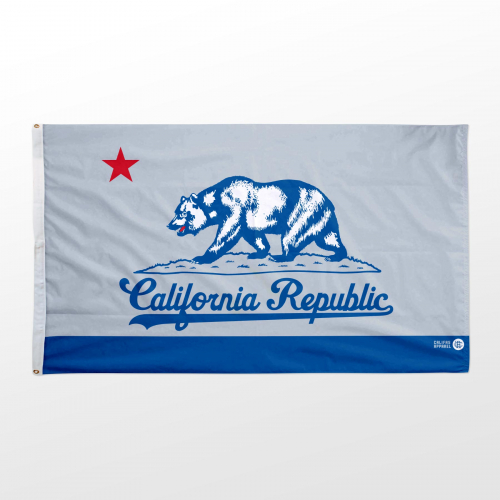 California flag 3x5 Dodgers